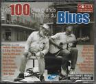 COFFRET 4 CD 100T BLUES RAY CHARLES/HOOKER/LESTER YOUNG/NOAH LEWIS ..NEUF SCELLE