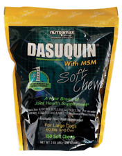 Nutramax Dasuquin with MSM Soft Chews Joint Health Large Dog Supplement 150count