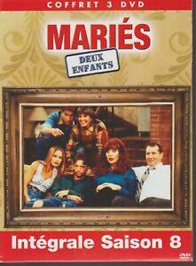 Marié Deux Enfantrs Saison 8 Dvd