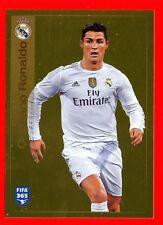 FIFA 365 2015-16 PANINI 2016 -Figurina Stiker- n. 389 - RONALDO REAL MADRID -New