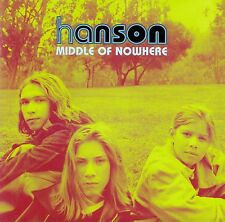HANSON : MIDDLE OF NOWHERE / CD - TOP-ZUSTAND
