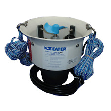POWERHOUSE ICE EATER 1/4 HP 115V WITH 25' CORD