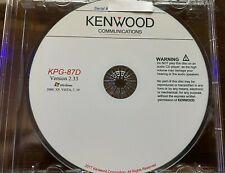 Kenwood Programming Software KPG-87D v2.33 TK-2202 / TK-2206 / TK-2207