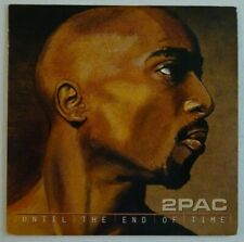2PAC : UNTIL THE END OF TIME (2 VERSIONS) ♦ CD SINGLE PROMO ♦