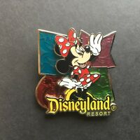DLR - Minnie Mouse - Color Sketch Tiles Disney Pin 49612