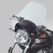 Vento Scudo MOTO GUZZI NEVADA 750 TRASPARENTE 475 mm
