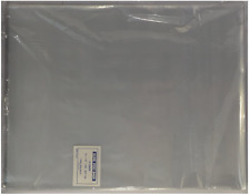 100 12 X 15 Poly Clear Plastic T Shirtapparel Bags 1 Mil 2 Back Flap Lock 3
