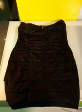 2 funky Nikibiki womens dresses with tags never used black size large