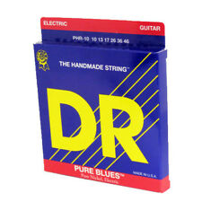 DR Strings PHR10 Pure Blues Electric Guitar String