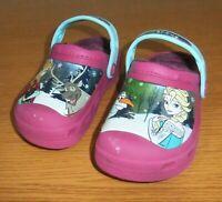 Disney's Fancy Nancy Butterfly Summer Flip Flop Sandals Pink Size 11//12 NWT