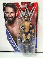 WWE Mattel Basic 58 Bad News Barrett with Chase Belt