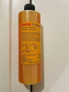 Kodak Indicator Stop Bath (Liquid) for Black & White Film and Paper (5160346)