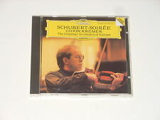 Gidon Kremer - Violin - CD - SCHUBERT - Soiree SOLID SILVER RING MADE IN GERMANY