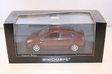Minichamps Toyota Prius Merlotrot Mica Metallic 1:43 perfect mint in box
