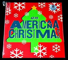 VARIOUS ARTISTS-AN AMERICAN CHRISTMAS-2012-NW5100-SEALED LP