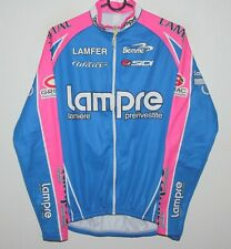 Lampre cycling team jacket Size S Wind Stopper