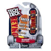 Tech Deck 6028846 - Finger Skate Pack X1.