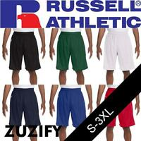 Russell Athletic Nylon Tricot Mesh Shorts. 659AFM