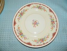 Homer Laughlin Eggshell Georgian Dinner Plate