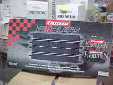 CARRERA SLOT CAR,,,,,WIRELESS CONNECTING SECTION FOR 4 LANE EXTENSION