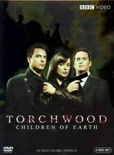 Torchwood Season 3:children of Earth - DVD Region 1- BBC America - Brand New