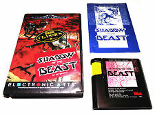 SHADOW OF THE BEAST SEGA MEGA DRIVE GAME RARE SUIT COLLECTOR GENESIS NOMAD +F.P!