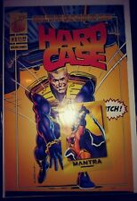 Hardcase #1 (Jun 1993, Malibu) with Mantra card and Ultra Monthly # 1 June 1993
