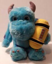 Disney Monsters Inc. Kid Sulley With Scream Jar Plush Figure Nwt