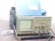 TEKTRONIX 2445A OSCILLOSCOPE 4x150MHz + Manual # L664