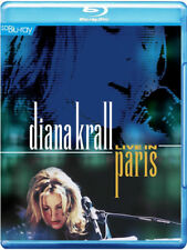 DIANA KRALL LIVE IN PARIS BLU-RAY NEW RB