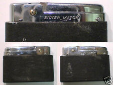 Briquet Ancien Silver Match Compound édition spécial Lighter Feuerzeug Accendino