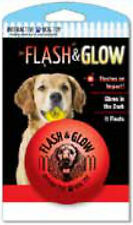 ADT Interactive Dog Toys Flash and Glow Ball - MEDIUM