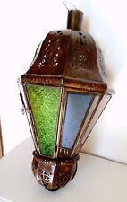 Plafonnier ø35cm en Nickel Luminaire Plafonnier Lampe Plafond Bauhaus Intérieur Lampe Verre