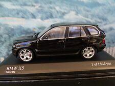 1/43  Minichamps BMW X5 2000 1 of 1536