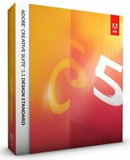 Adobe Photoshop CS5 + Indesign CS5.5 + Illustrator +++ MAC Deutsch VOLL BOX