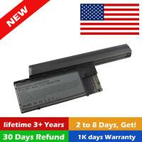 9 Cell Laptop Battery for Dell Latitude D620 D630 D631 D640 PC764 TC030 M2300 US