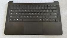 "Razer Blade RZ09-0186E24 Keyboard Palmrest Trackpad Assembly + Bottom Grade ""A"""
