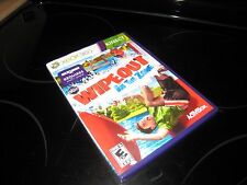 WIPE OUT: IN THE ZONE X-BOX 360-2011~~GAME!!! FREE AND FAST SHIPPING@@@@
