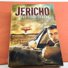 Jericho The Complete First Season (DVD/2006/6-Disc) Skeet Ulrich NEW SHIPS FREE!