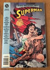 The Death of Superman (1993) DC Comics Trade Paperback