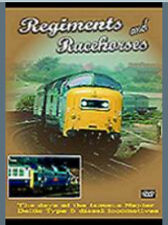 Regiments and Racehorses DVD Class 55 Deltic Traction Trains Diesel Locomotives