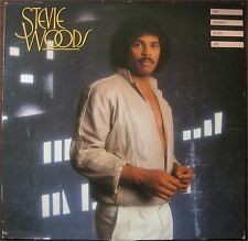 Stevie Woods, The Woman in my life, VG/VG+  LP (8031)