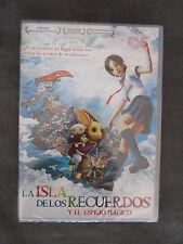 LA ISLA DE LOS RECUERDOS Y EL ESPEJO MAGICO DVD PELICULA MANGA ANIME