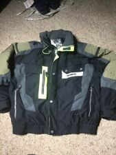 Vintage Obermeyer Ski Jacket Men's Medium 1990s Color Block Snowboard Coat Large