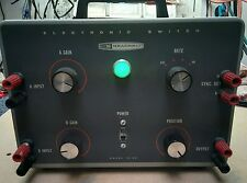 Heathkit Electronic Switch: Model ID-22