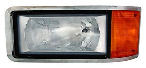 MACK TRUCK CH612 CH613 1990-2006 LEFT DRIVER HEADLIGHT HEAD LIGHT FRONT LAMP