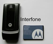 Motorola W375 Mobile Phone-Locked to Virgin-V/Good Cond-Optional Charger Bundle