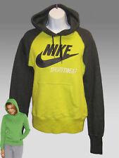 Nuevo NIKE ropa deportiva NSW mujer chica Gimnasio Línea Sudadera Con Capucha