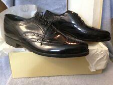 Florsheim Imperial Kenmoor Wingtip Black 10½ D Vintage New In Box