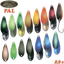 Forest Pal 2.5 g 26 mm trout spoon various color
